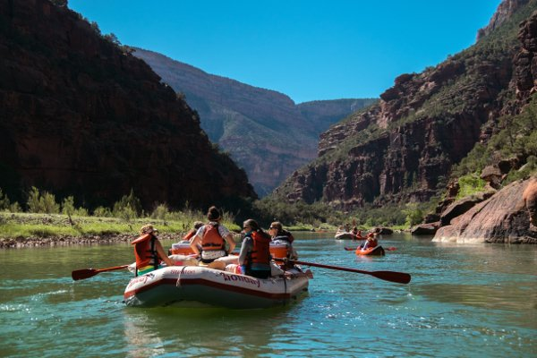 Womens River Lodore Boating