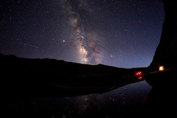 Green River Labyrinth Canyon Stargazing Trip