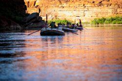 Boats at Dawn Cataract
