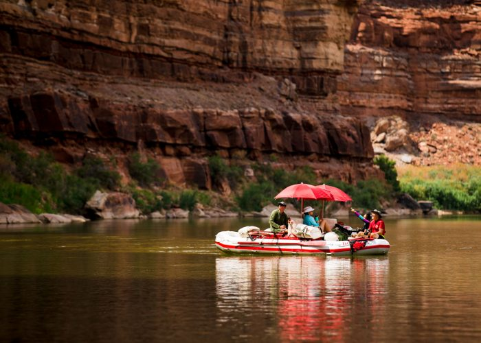 LGBTQ Colorado River Rafting Trip