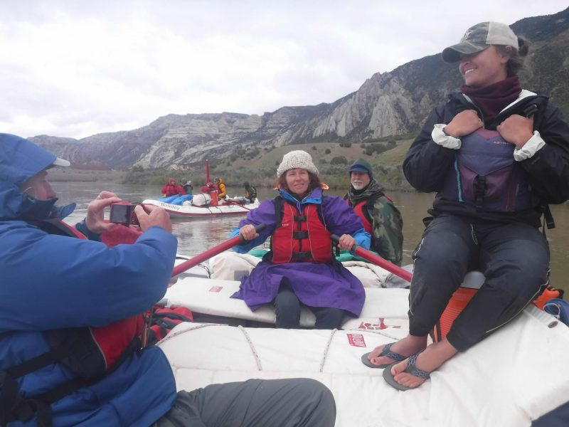 Guest Rowing Snow Trip